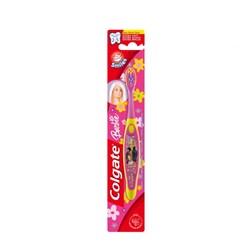 Escova Dental Infantil Extra Macia Barbie + 5 Anos Colgate