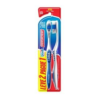 Escova Dental Macia Dual Leve 2 Pague 1 Dentalclean