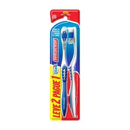 59ca98dca Escova Dental Macia Dual Leve 2 Pague 1 Dentalclean - Dental ...