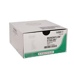 Fio de Sutura Ethicon Mononylon 4-0 c/ 1 1,7cm Johnson e Johnson