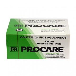 Fio de Sutura Nylon c/ 24 - Procare