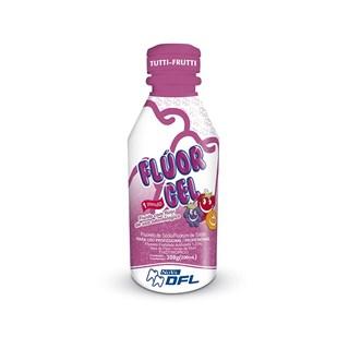Fluor Gel Topex Acidulado Tutti Frutti 200mL Nova Dfl