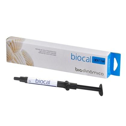 Forrador Biocal Dentina 1 Seringa de 2g Biodinamica