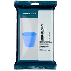 Frasco Dappen Silicone Azul Maquira