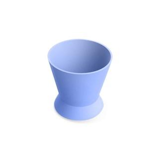 Frasco Dappen Silicone Pequeno Azul Indusbello