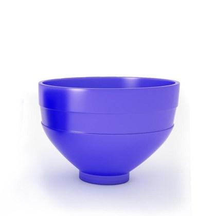 Grau de Borracha Citrica Azul Media Maquira