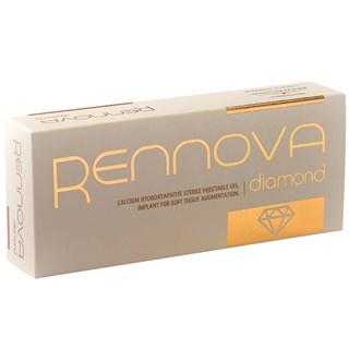 Hidroxiapatita de Cálcio Diamond c/1 Seringa 1,25ml - Rennova