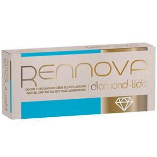Hidroxiapatita de Cálcio Diamond-Lido c/ 1 Seringa 1,25ml - Rennova