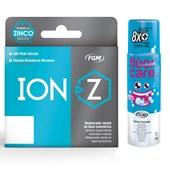 Ionômero de Vidro Restaurador Ion-Z A1 - Grátis 1 Flúor Care Tutti-Frutti