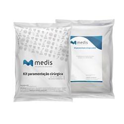 Kit Cirurgico Implante Padrão Azul Marinho 30GR c/1 - Medis