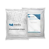 Kit Cirurgico Implante Padrão Rosa 40GR c/1 - Medis