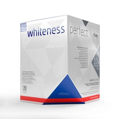 Kit Clareador Whiteness Perfect 10% - 5 Un.