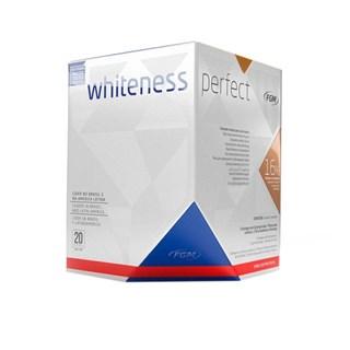 Kit Clareador Whiteness Perfect 16% 5 Un. - FGM