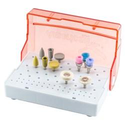Kit Para Polimento de Cerâmicas Durapol - American Burrs