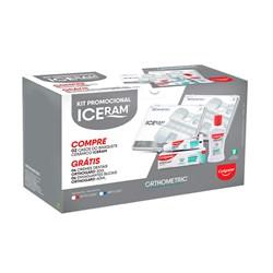 Kit Promocional Iceram MBT 0,022 - 2 Casos + Colgate Orthometric