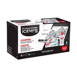 Kit Promocional Iceram-S MBT 0,022 - 2 Casos + Colgate Orthometric