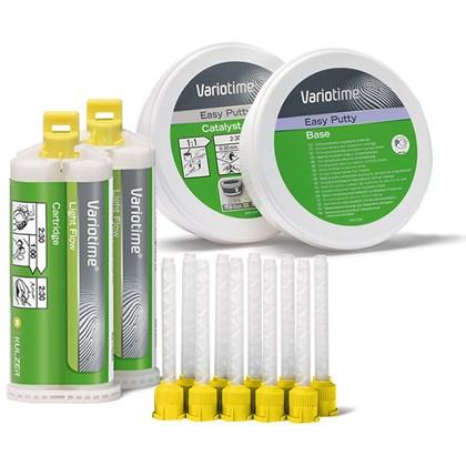 Kit Silicone de Adição Variotime - Kulze