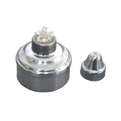 Lamparina de Aluminio Orto Central