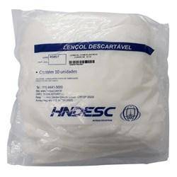 Lençol c/ Elástico 2.000X0.90 Branco C/10 - HNDesc