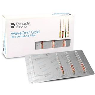 Lima Reciprocante Wave One Gold Maillefer - Dentsply