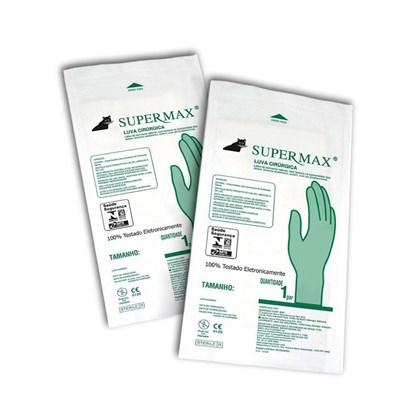 Luva Cirurgica Esteril 6,5 Supermax - Dental Gutierre - Produtos ... 7edb1bc1e6