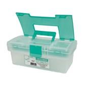 Maleta Special Box 12,5 Transparente/Verde Multbox