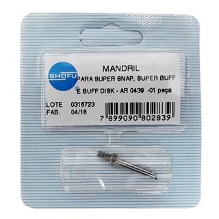 Mandril p/ Super Snap Ref. 0439-AR - Shofu