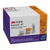 Material de Moldagem Express XT Kit Média Viscosidade - Grátis Tira de Lixa c/ 30 4931G - 3M