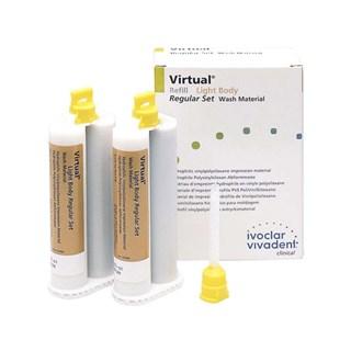 Material de Moldagem Virtual Light Body Regular 2x50mL Ivoclar
