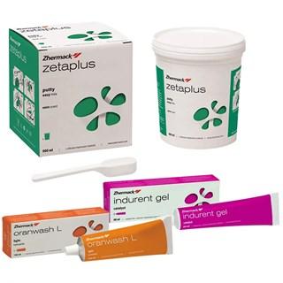 Material de Moldagem Zetaplus Intro Kit - Zhermack