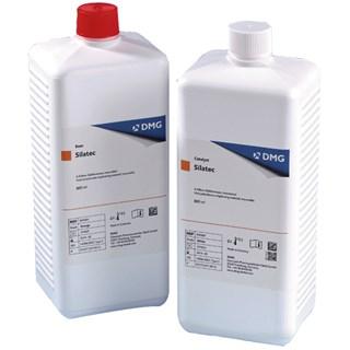 Material Duplicador Silatec Base 800ml + Catalisador 800ml - DMG