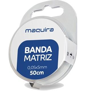 Matriz de Aço Fita 0,05x5mm - Maquira