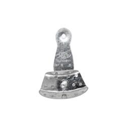 Moldeira Parcial Giratoria Aluminio Nro 88 Tecnodent