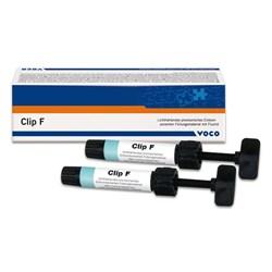 Obturador Provisório Clip F c/2 Seringas 4g Voco
