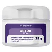 Obturador Provisorio Obtur c/  Fluor 25g Maquira