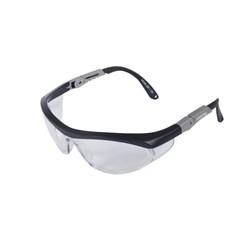 Oculos Discovery Haste Preta Incolor Steelpro