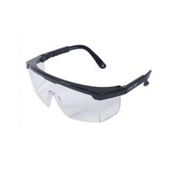 Oculos Nitro Haste Preta Incolor Safety Lens Steelpro