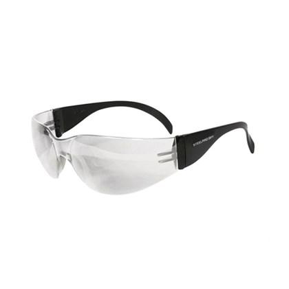 cbb1eaf5600f6 Oculos Spy Haste Preta Incolor Steelpro - Dental Gutierre - Produtos ...