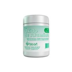 Oxido de Aluminio Branco 50 Microns c/ 800grs Bio-Art