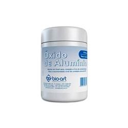 Oxido de Aluminio Branco 90 Microns c/ 800grs Bio-Art