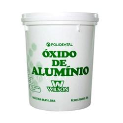 Oxido de Aluminio Polidental 2kg Malha 320