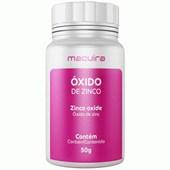 Oxido de Zinco 50g Maquira