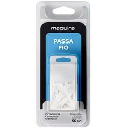 Passa Fio c/ 50 Unid Maquira
