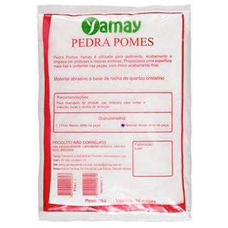 Pedra Pomes 1Kg - Yamay