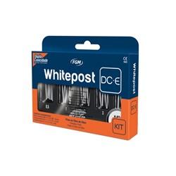 Pino Fibra de Vidro White Post Dc-E Kit c/ 25