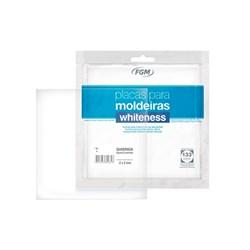 Placa de Vinil(eva) Whiteness Quadrada 1mm Com 5 Fgm