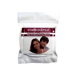 Placa Silicone (eva) 2,00mm Quadrada c/ 10 Essence Dental Vh