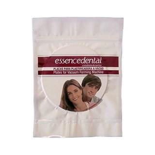 Placa Silicone (eva) 3,0mm Redonda c/ 5 Essence Dental Vh