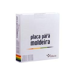 Placa Soft (Silicone) Redonda 1,0MM C/ 10 - Villevie