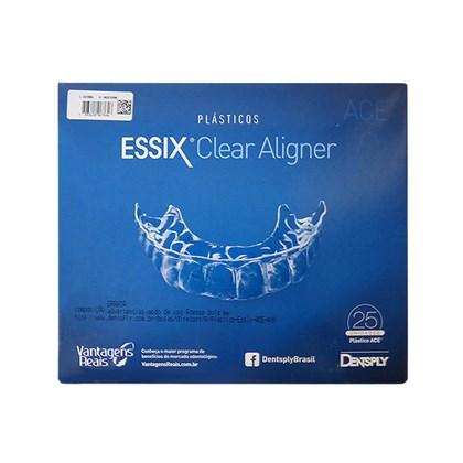 Plástico Essix Clear Aligner Ace 0,35 c/ 25 Dentsply